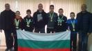 VI международен турнир по таекуон-до ITF -
